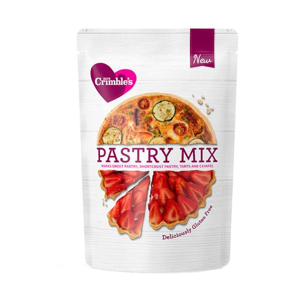 Mrs Crimbles Gluten Free Pastry Mix 200g