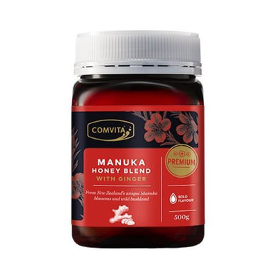 Comvita Manuka With Ginger 500g