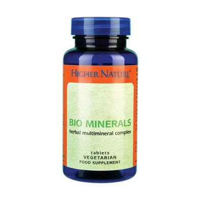 Higher Nature Bio Minerals 90s