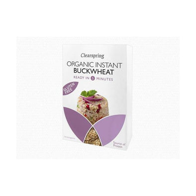 Clearspring Organic Gluten Free Instant Buckwheat 140g