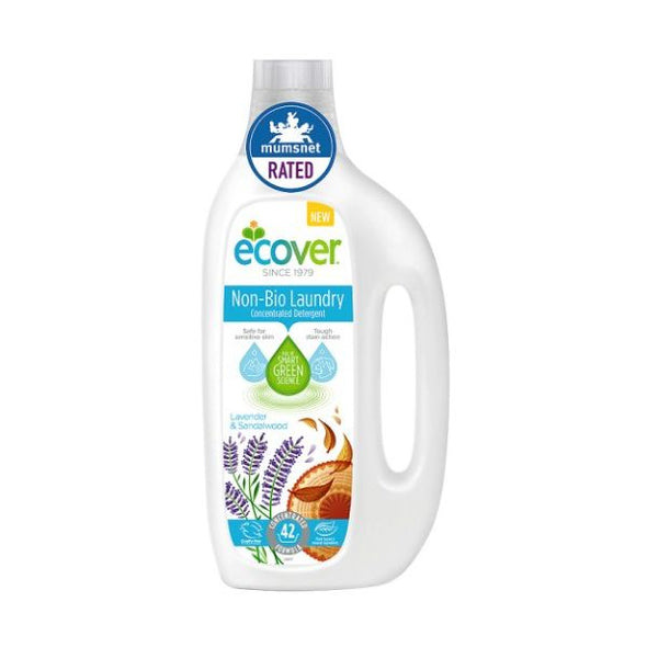 Ecover (Uk) Ecover Concentrated Laundry Liquid  NonBio 1.5Ltr