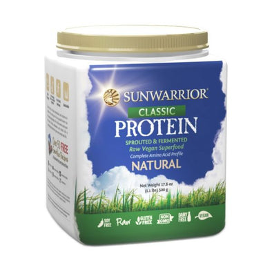 Xynergy Health Products Sunwarrior Classic Protein  Natural 500g