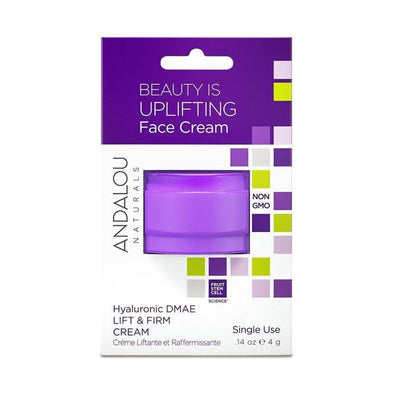 Foodfinders  Andalou Orders Andalou Beauty Is Uplifting Face Cream Pod 4g
