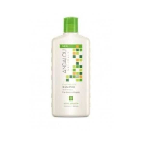 ANDALOU EXOTIC MARULA SILKY SMOOTH SHAMPOO 340ML