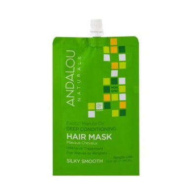 Andalou Marula Oil Smooth Deep Condition Hair Mask 44ml