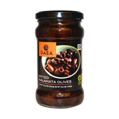 Gaea Pitted Kalamata Olives 290g