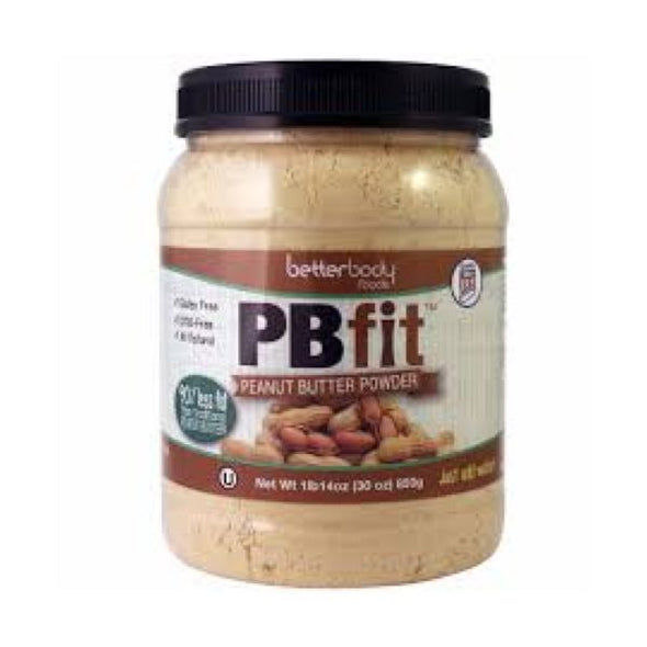 Betterbody Pbfit Powdered Peanut Butter 850g