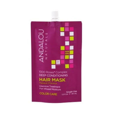 Andalou 1000 Roses Colour Care Deep Conditioning Hair Mask 44ml
