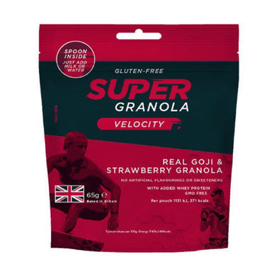 Natural Countryside Cereals Lt Shropshire/Gr Fit  On The Go Super Granola 65g