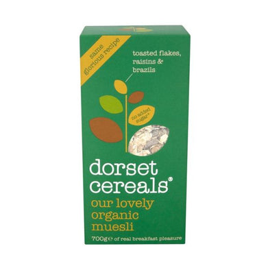 Dorset Our Lovely One Organic Muesli 700g