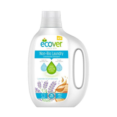 Ecover Laundry Liquid  Non Bio 875ml