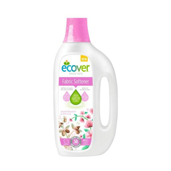 Ecover Fabric Softener  Apple Blossom & Almond 1.5ltr