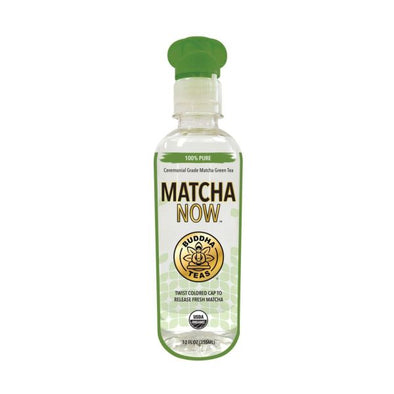Matcha Now (Oasis Works) Matcha Now Lightly Sweet Org Ceremonial Grade Matcha  Rtd 355ml