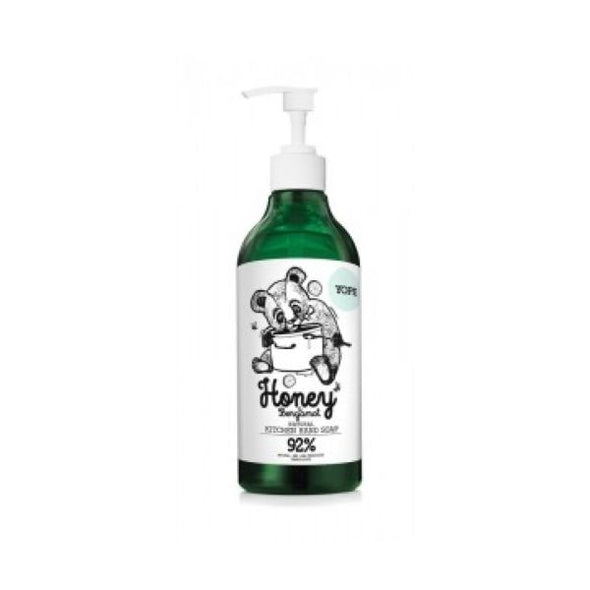 Yope (Profil Krystyna I Pawel Yope Honey & Bergamot Hand Wash 500ml