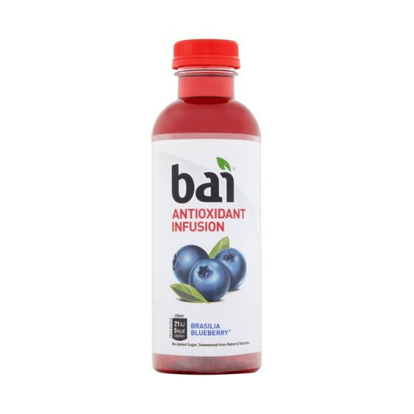 Red Star Beverages/Fulfil Bai Antioxidant Infusion  Brasilia Blueberry 530ml