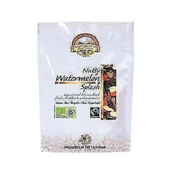 Lemberona Gmbh Pearls Of/S'Kand Organic Fairtrade Nutty Watermelon Splash 100g