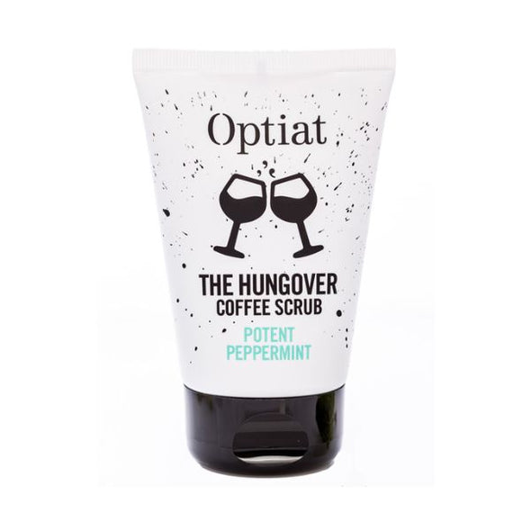 Optiat Potent Peppermint Coffee Scrub 90g