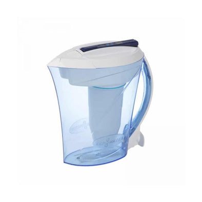 2Tech Limited Zerowater 1.7Ltr Water Filter Jug  Blue Single
