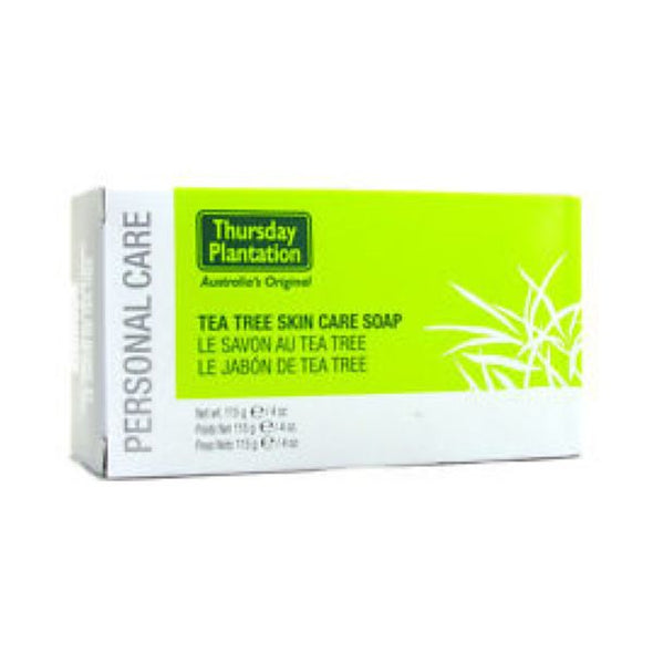 Thursday Plantation Tea Tree Skin Care Soap Multipack (115g x 3)