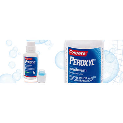Peroxyl® Peroxyl-Mouthwash Alcohol 300 ml Bottle 1 Pack