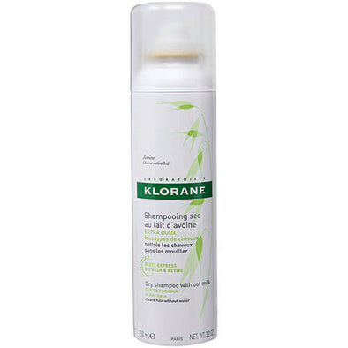 Klorane® Dry Shampoo with Oat Milk 150 ml Bottle 1 Pack