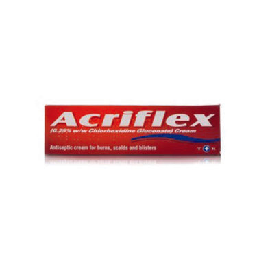 Acriflex Burns Cream 30 g Tube Cream 1 Pack
