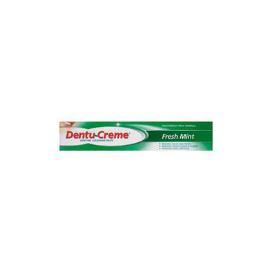 Dentucreme® Denture Cleansing Toothpaste 75 ml Tube 1 Pack