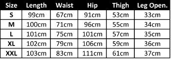 Womens Hiking Trousers Sizes