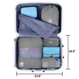 BAGSMART 4 x Packing Cubes