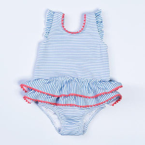Baby Girl One Piece Swimsuit