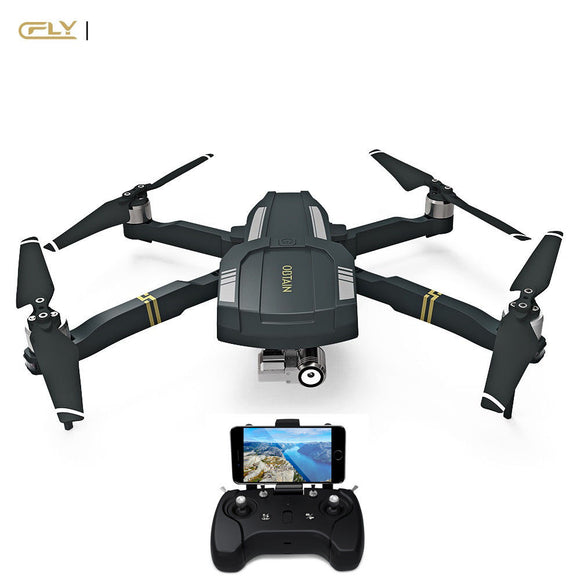 C-FLY OBTAIN Foldable GPS RC Drone WiFi FPV RTF 1080P Full HD Camera