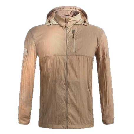 Lightweight Tactical Shell Jacket khaki