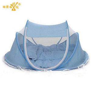 Baby Safety Travel Crib 0-36 Months With Netting