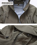REEBOW TACTICAL Hardshell Outdoor Jacket