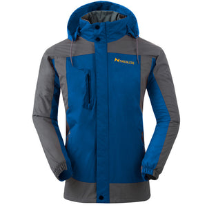 Breathable Waterproof Hiking Jacket