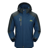 Mountainskin Mens Softshell Hiking Jacket