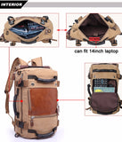 KAKA Brand Stylish Travel Backpack