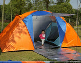 two bedroom tent