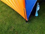 8 Berth Large Double Layer Tent with Two Bedrooms