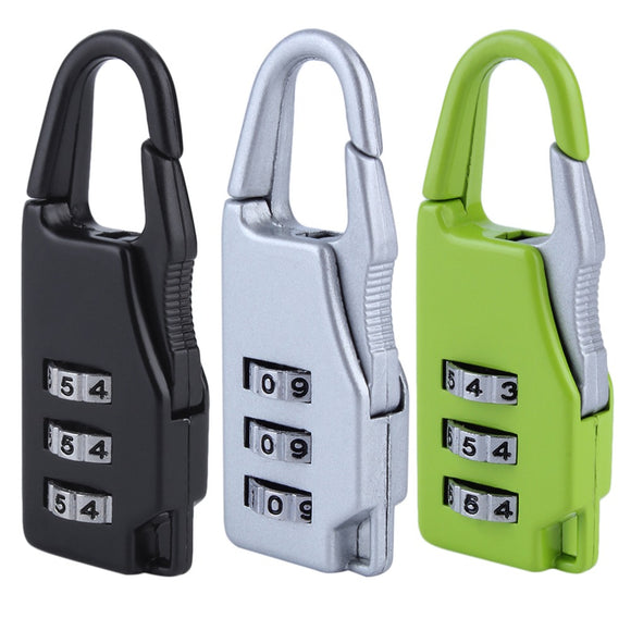 Security Combination Travel Suitcase Padlock (1 pcs)