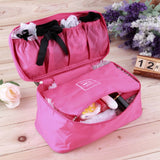 Compact Brassiere Travel Storage Bag