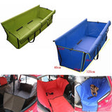 Pet Travel Car Hammock - Seat Cover or Boot Box