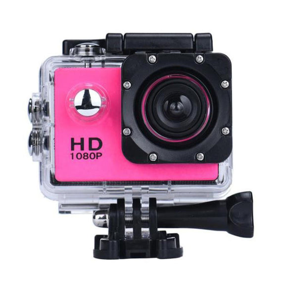 Mini Waterproof Outdoor DV Action Camera Camcorder 1080P HD
