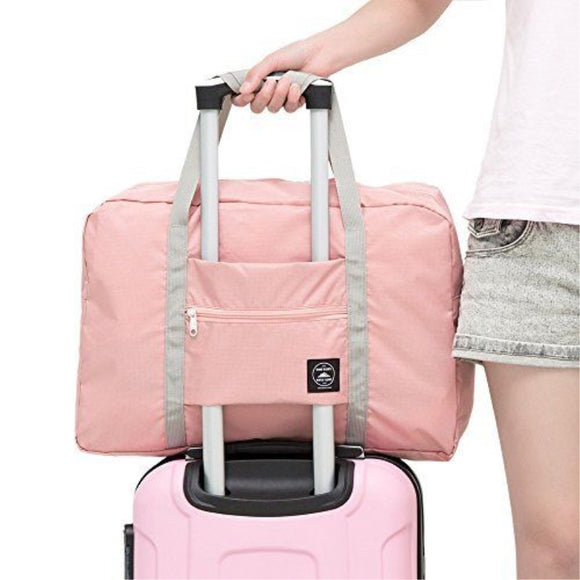 Lightweight Foldable Luggage Bag