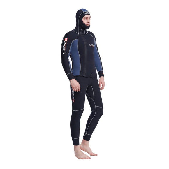 5MM Neoprene Scuba Wet Suit With Hood
