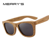MERRY'S Handmade Wooden Sunglasses