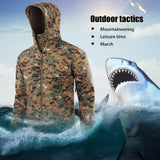 OUTAD Military Tactical Mens Soft Shell Windbreaker Jacket