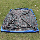 OUTAD - Camouflage Camping Tent or Hunting Shelter for 2 Person