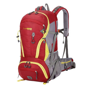 OUTAD 45L Large Capacity Outdoor Backpack Air Suspension Design