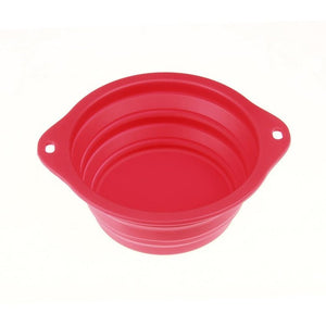Collapsible Pet Bowls for Food & Water 850ml (BPA Free)